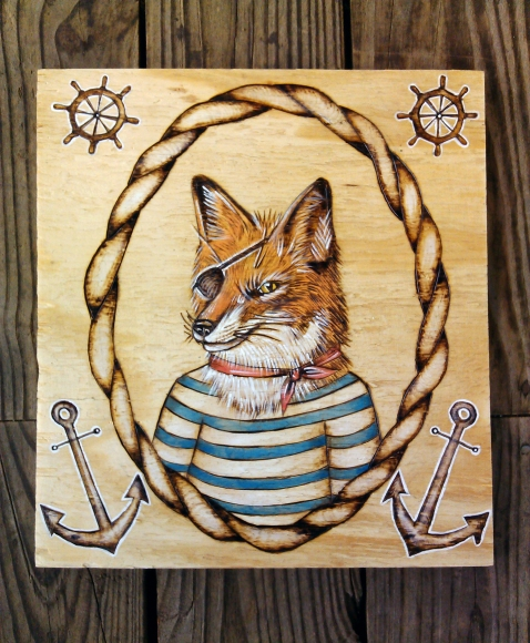 sailor-fox